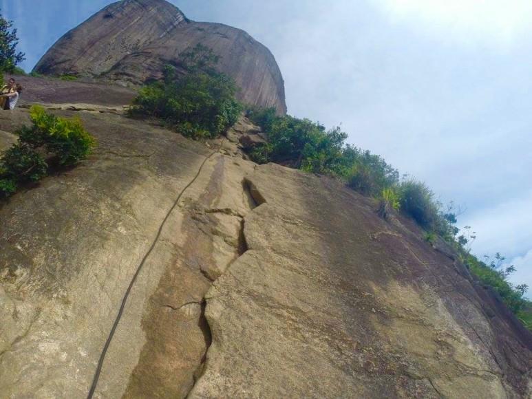 Pedra da Gávea Vista do Topo!   Mochila Mundo Afora