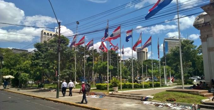 Assunção no Paraguai