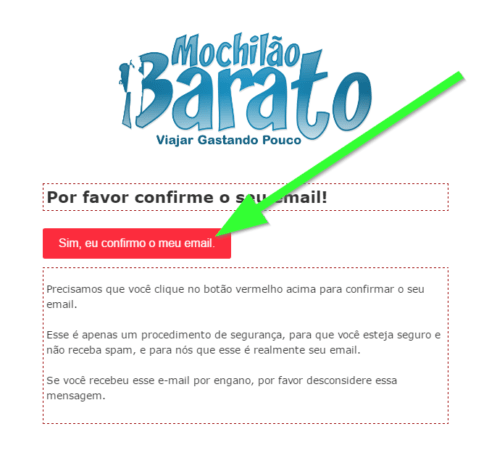 o email