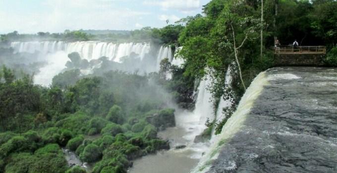 Cataratas do Iguaçu lado argentino