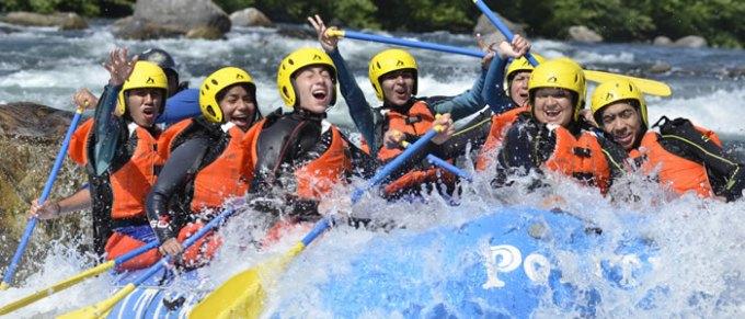 Rafting Pucón Politur