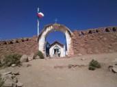 Igreja de Machuca - Deserto do Atacama