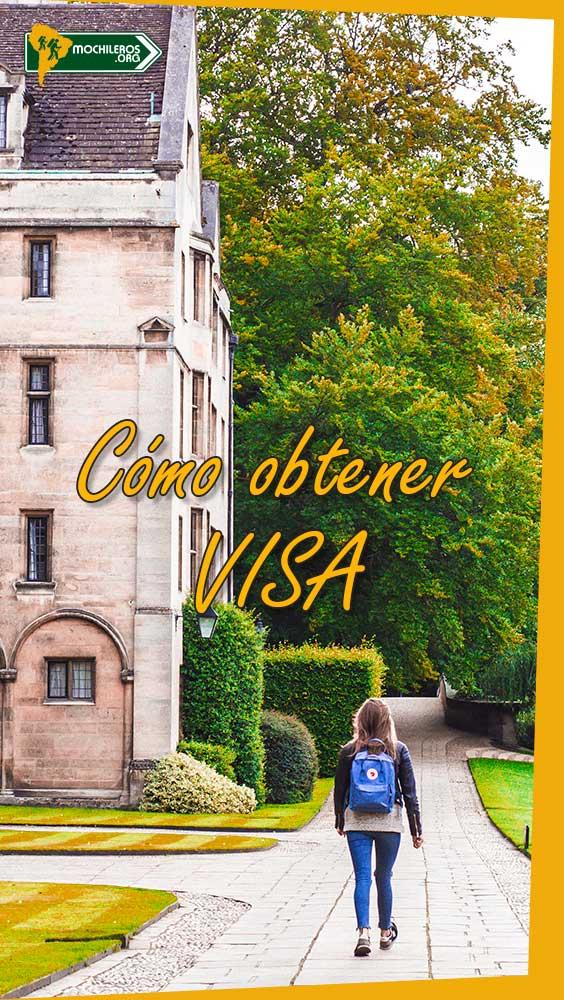 Obtener una #Visa para #viajar por el mundo