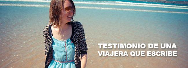 Aniko Villalba de Viajando por Ahi