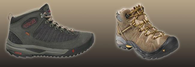 zapatillas de trekking outdoor
