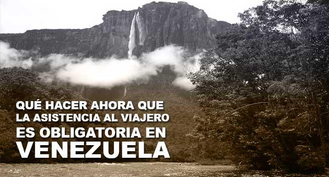 seguro de viaje obligatorio en venezuela: solucion
