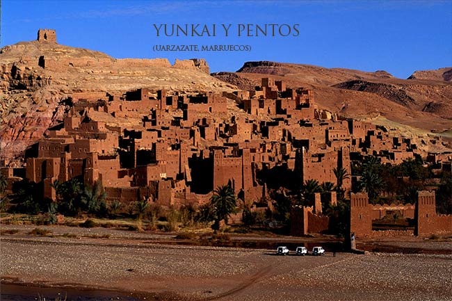 Game of Thrones - yunkai-pentos uarzazate Marruecos