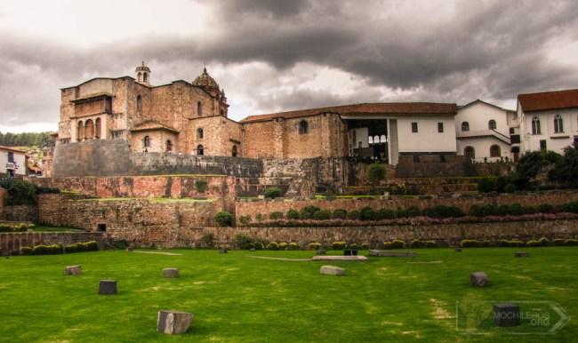 Coricancha Templo del Sol Inca
