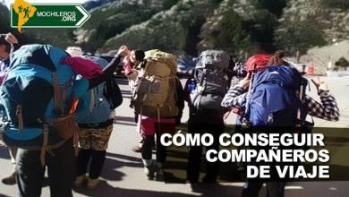 Photo of Cómo conseguir compañeros de viaje