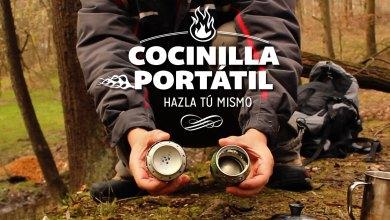 Photo of Cómo hacer una estufa con una lata: cocinilla casera y hornillo de alcohol
