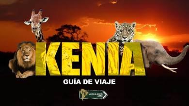 Photo of Viajar a Africa – Itinerario para viajar a Kenia