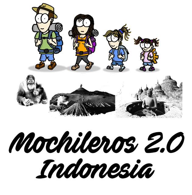 Indonesia por libre: Preparativos y ruta del viaje