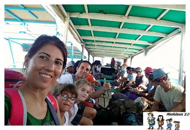barco gili lombok