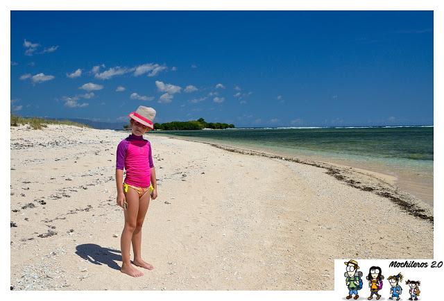 gili kondo beach