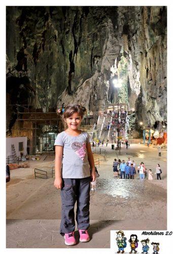 Interior Cuevas Batu