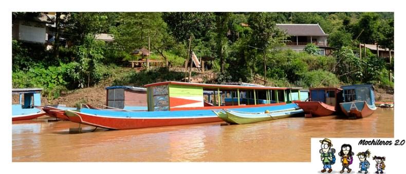 nong khiaw embarcadero