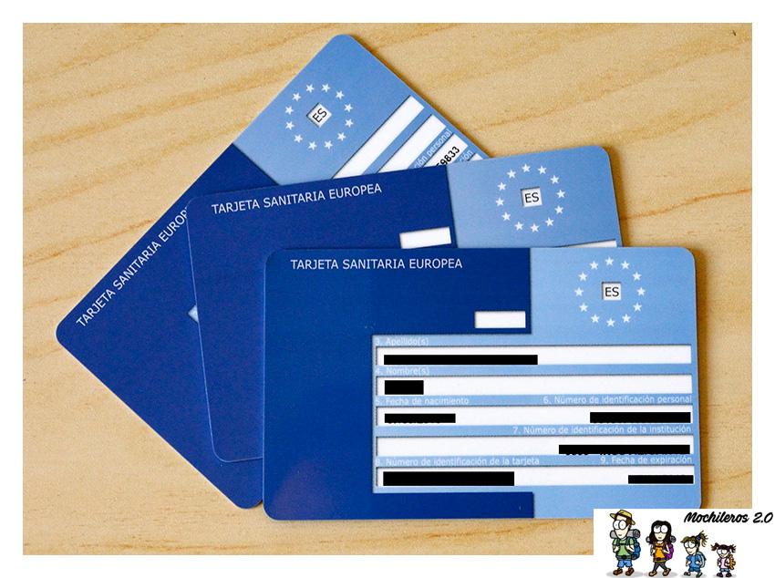 Tarjeta Sanitaria Europea Solicitud Y Renovacion