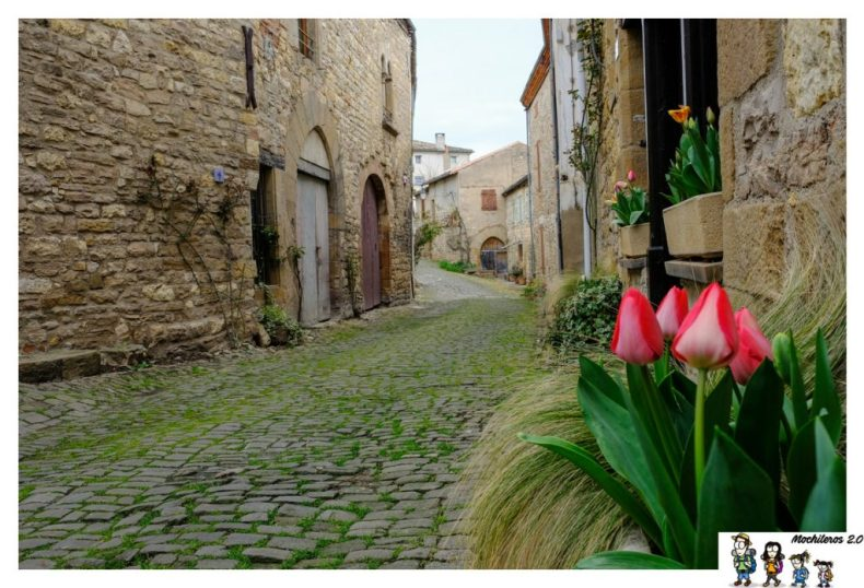 calles medievales cordes