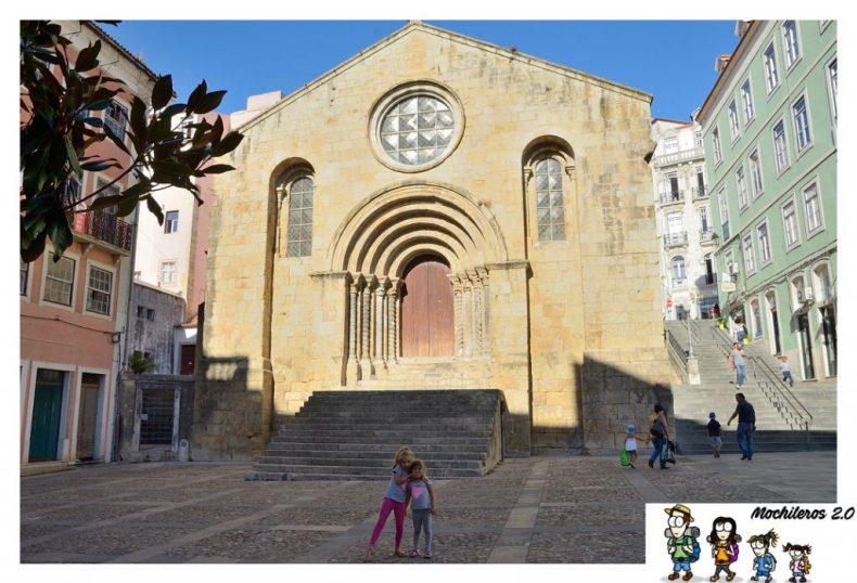 iglesia santiago coimbra
