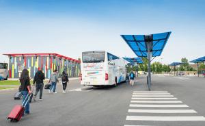 beauvais paris bus