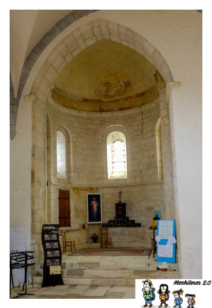 iglesia romanicas saint cirq lapopie