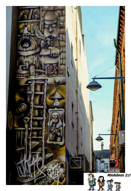 arte urbano belfast