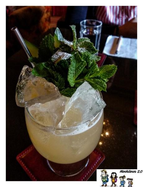 cocktail bar merchant belfast
