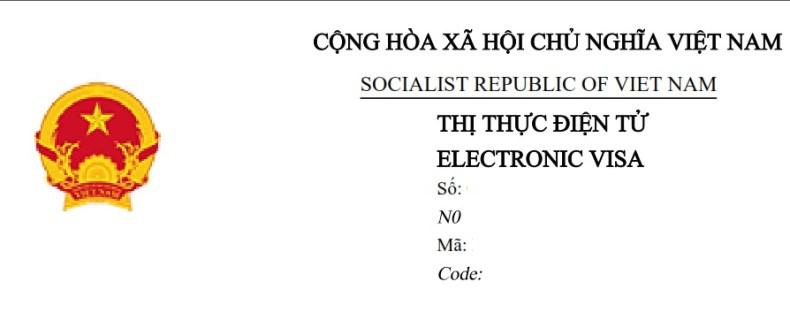 visado vietnam