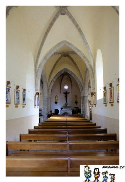 belcastel iglesia santa magdalena