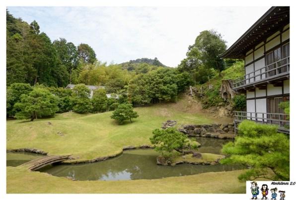 jardines kenchoji kamajura