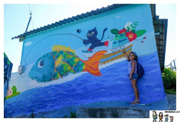 Mural marinero