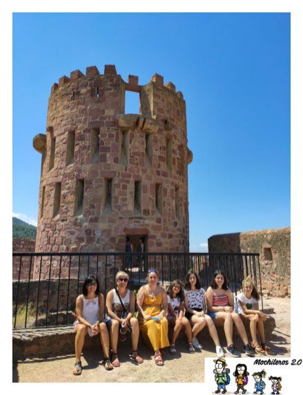 torre castillo vilafames