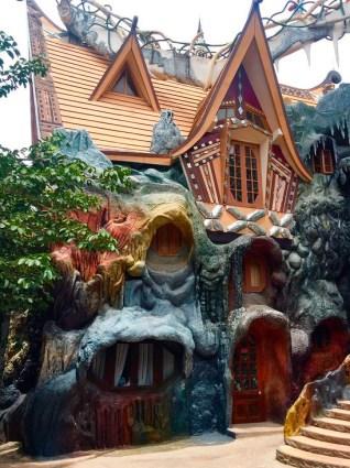 Crazy house en Da Lat. Una construcción que no deja a nadie indiferente