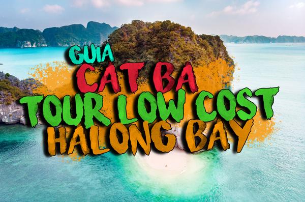Cat Ba Vietnam guía completa