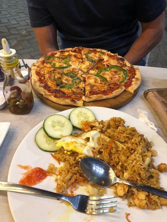 warung lombok senggigi comer barato