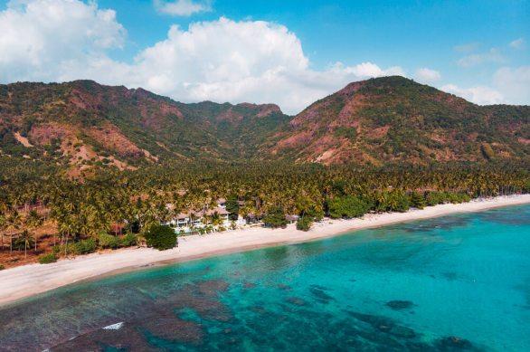 Playas Kuta Lombok Indonesia