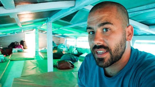 Lombok Labuan bajo Barco tour