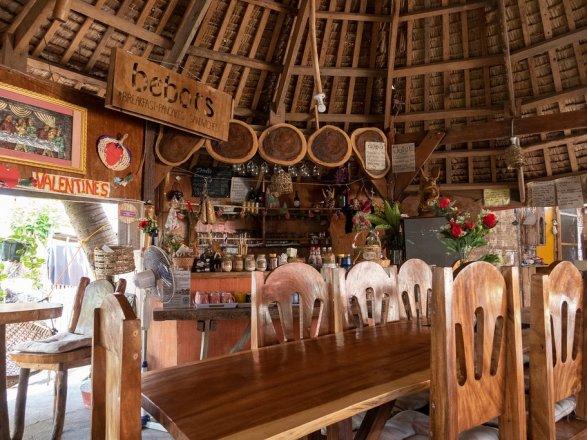 Malapascua filipinas donde comer bien