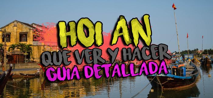 Hoi An Vietnam guia completa