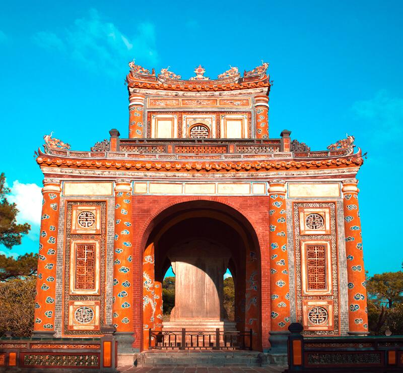 Guia ciudad de hue en Vientnam