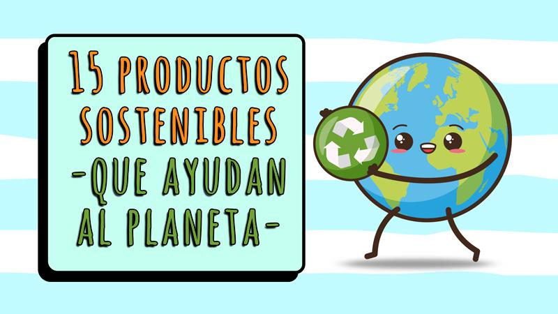 productos sostenibles baratos