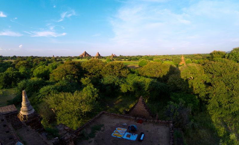 Bagan que ver guia templos