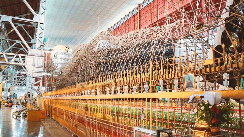 pagodas en yangon