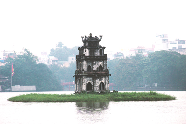 Top lugares que ver en Hanoi