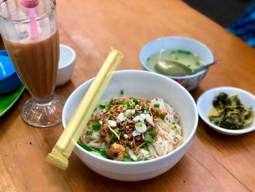que se come en birmania