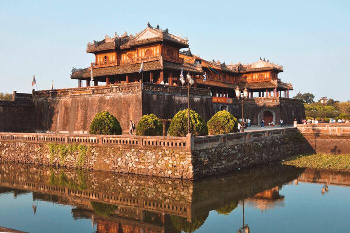 ciudad de hue Vietnam