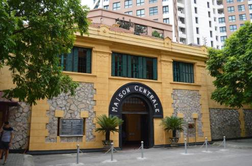 Que ver en Hanoi antigua prision