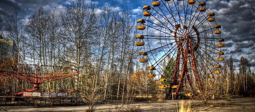 Pripyat-noria-Ucrania