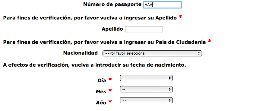 autorización-ESTA-formulario-verificación