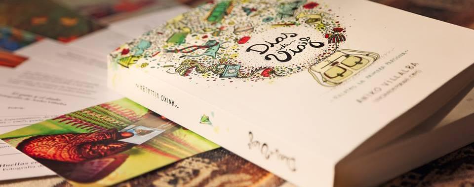 """Portada del libro """"Días de Viaje"""" de Aniko Villalba"""